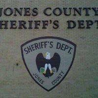 Jones County Sheriffs Dept