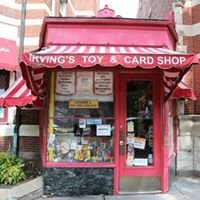 Irving's Toy & Card Shop