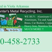 Carpenter's Metal Recycling, Inc.