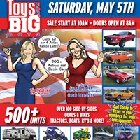 Toys for Big Boys Auctions
