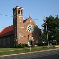St. Patrick's Catholic Church in Winthrop, IA