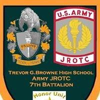 Trevor G. Browne Jrotc