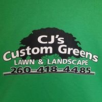 CJ's Custom Greens