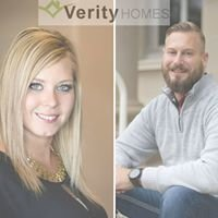Rory & Ashley Anderson of Verity Homes