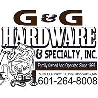 G&G Hardware & Specialty, Inc.