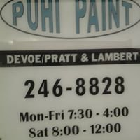 Puhi Paint