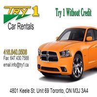 TRY 1 CAR RENTAL