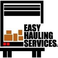 Easy Hauling Services LLC   410-721-6298