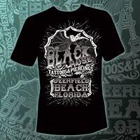 Black Rose Tattoo Shop Official