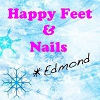 Happy Feet And Nails | Edmond, OK| (405) 286-2271