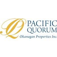 Pacific Quorum Okanagan Properties