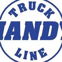 Handy Truck Line - Paul, Idaho