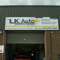 The LK Auto Inc