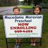Macedonia Moravian Preschool