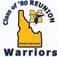 MHS Class of 80 Reunion (Meridian, Idaho)