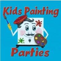 Kids Painting Parties