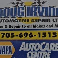 Doug Irvine Automotive Repair Ltd.