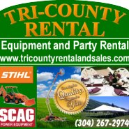 Tri-County Rentals Sales And Service Inc