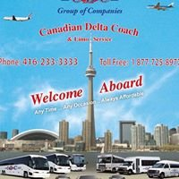 Canadian Delta Coach and Limo Service is now part of CDC Group of companies
