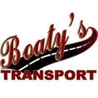Boaty's Transport, Inc.