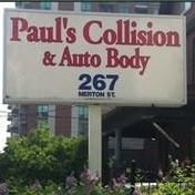 Paul's Collision & Auto Body