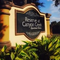 The Reserve at Canyon Creek