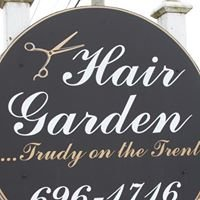 Hair Garden, Trudy on the Trent