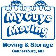 My Guys Moving in Gaithersburg MD