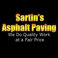 Sartin's Asphalt Paving