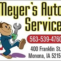 Meyer's Auto Service