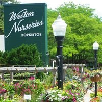 Weston Nurseries Garden Center