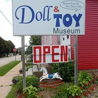 Fennimore Doll & Toy Museum and Gift Shop