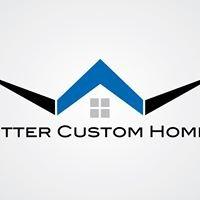 Witter Custom Homes