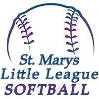 St Mary's Little League Softball
