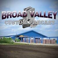 Broad Valley Redi-Mix & Custom Pre Cast