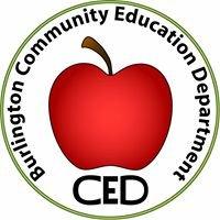 Burlington Community Education Department