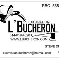 Excavation L'Bucheron inc