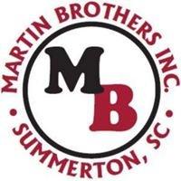 Martin Brothers Inc