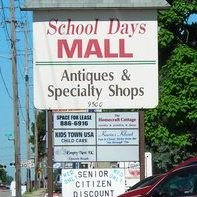 School Days Antique Mall