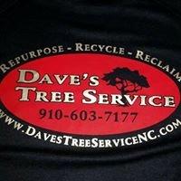 Dave's Tree Service NC