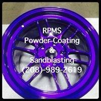 RPMS Powder Coating and Sandblasting
