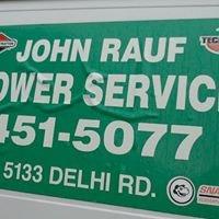 John Rauf Mower Service