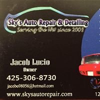 Sky's Auto Body Repair & Detailing