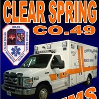 Clear Spring Ambulance