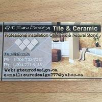 G.T. Euro Design Tile & Ceramic