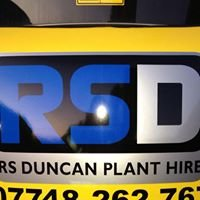 RS Duncan Plant Hire