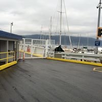 Brentwood Bay Ferry Terminal