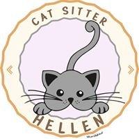 Cat sitter Hellen