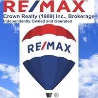 Remax Crown Realty (1989) Inc. Brokerage
