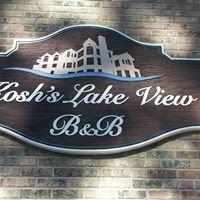 Kosh's Lake View B&B